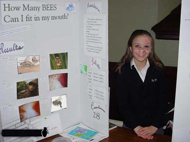 Really Funny Science Fair Projects…by Kids! – Science Vibe