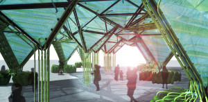 eco logic canopy