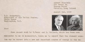 enistein's letter