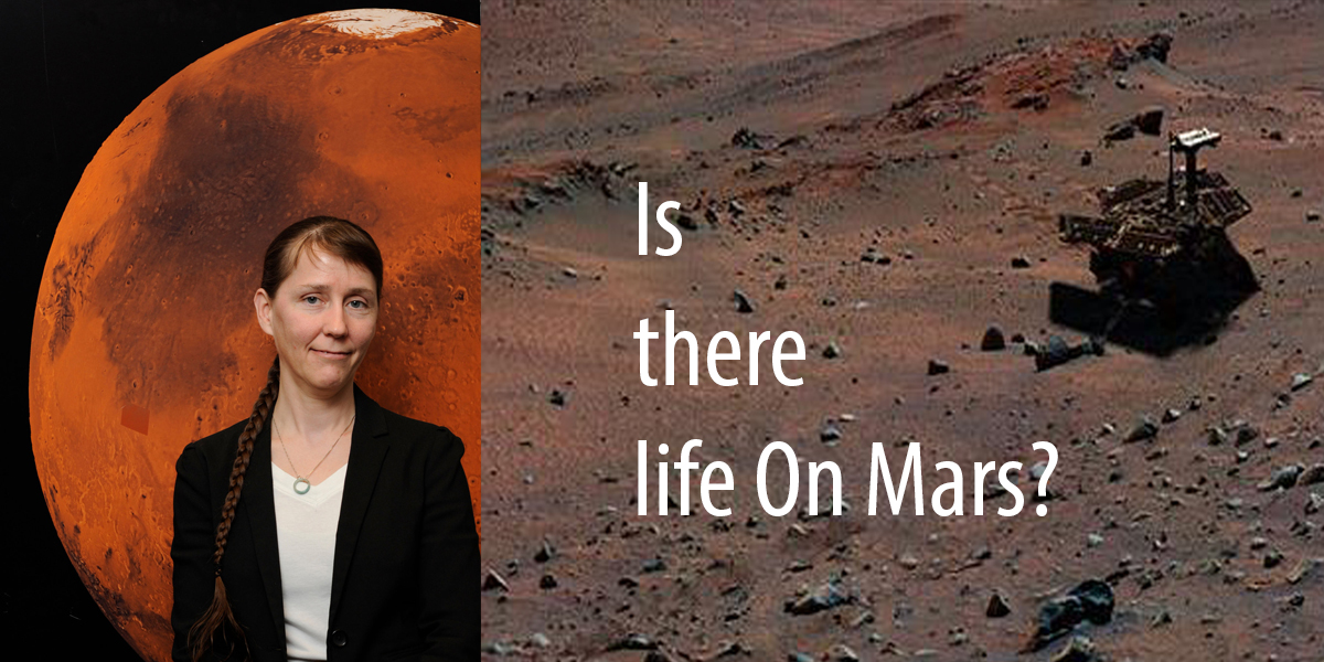 """NASA'S SURPRISE """"Actually there is Life on Mars…after all ..."""
