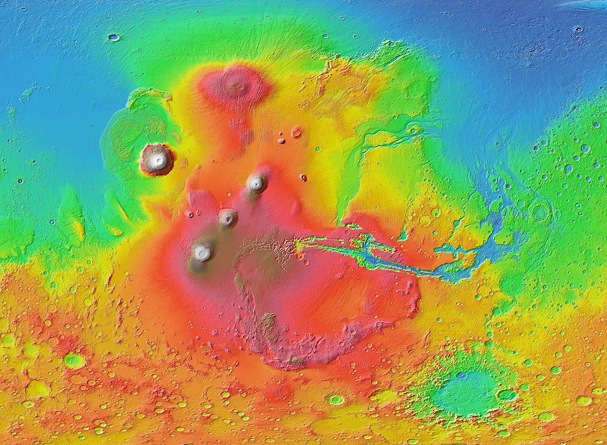 Apocalypse, Mars