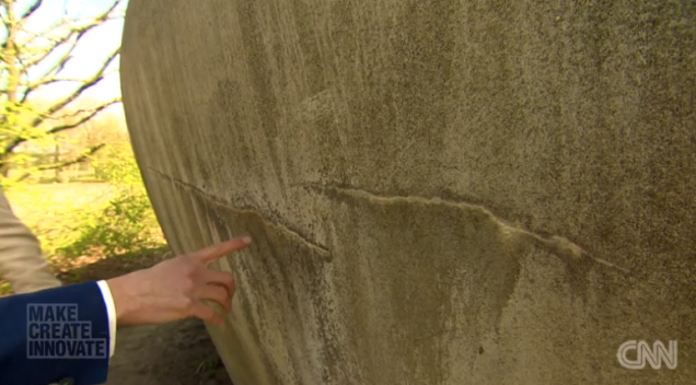 Amazing Self Healing Concrete Uses Bacteria Science Vibe
