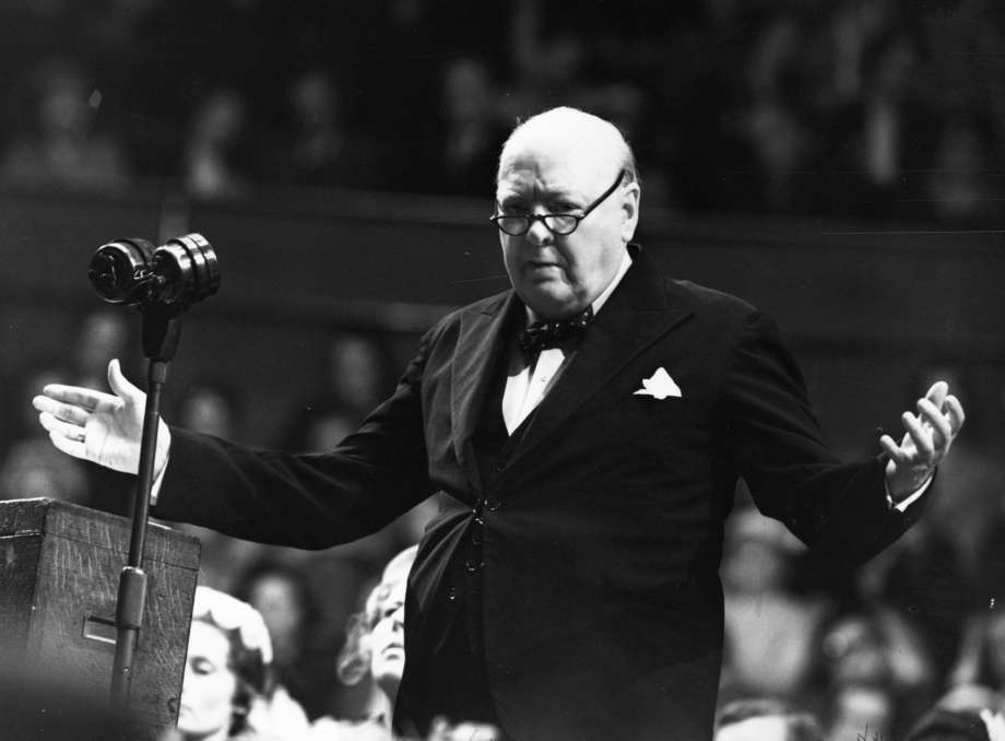 amazingly winston churchill wrote about aliens in science vibe winston churchill is perhaps most famous for his leadership during world war ii but a newfound essay on alien life reveals something more about this