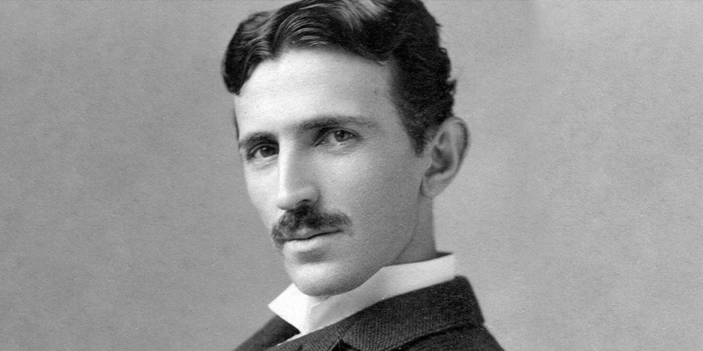 """Tesla's Best Interview Ever: """"Who Are You Mr. Tesla ..."""