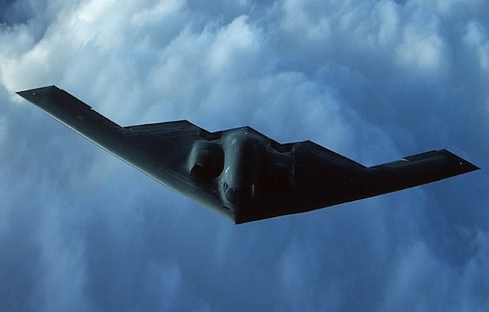 The Stealth B2 Bomber: Inside the most advanced, invisible