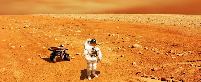 Oncologist Says: Galactic Cosmic Rays May Cause Chronic Dementia In Mars Astronauts
