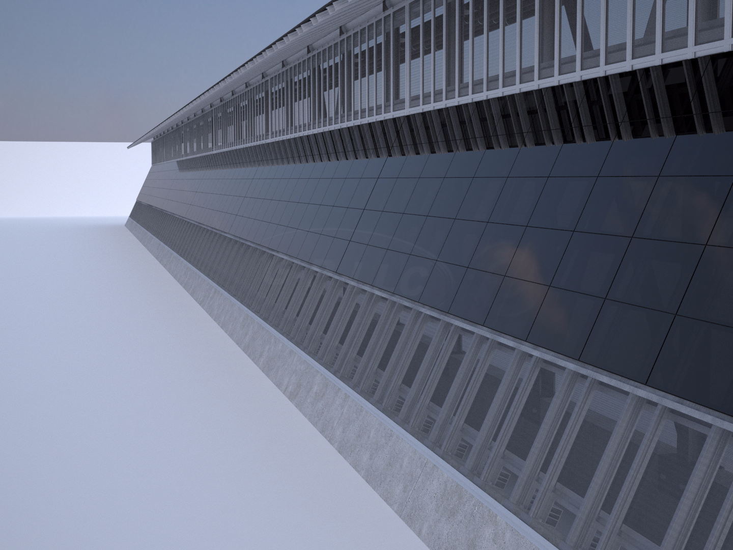 What will Trumps TRANSPARENT Solar Wall Look Like Can