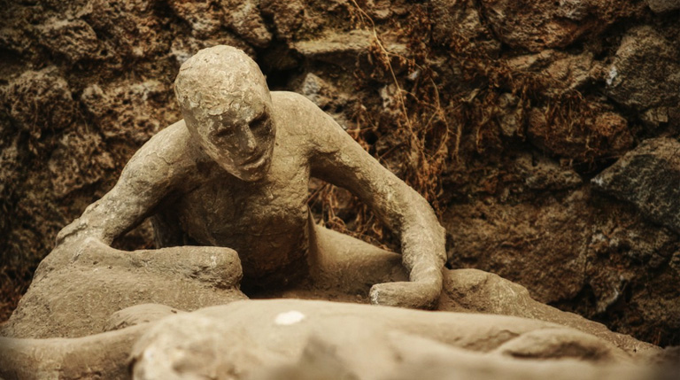 How Pompeii's Bodies Were Preserved by Superheated ...