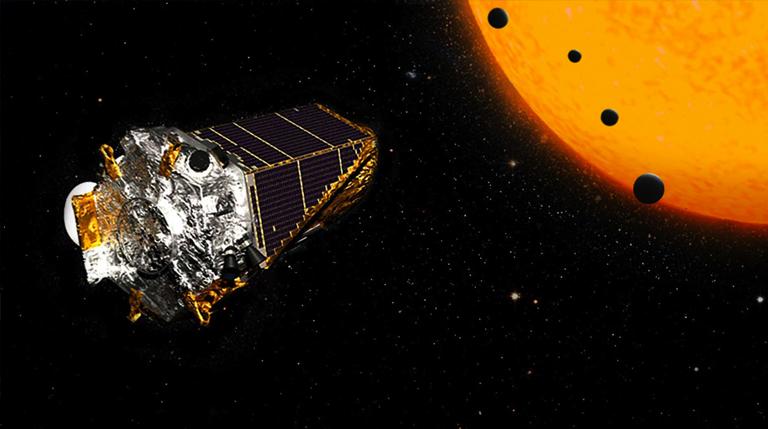 Alien Star System, Kepler