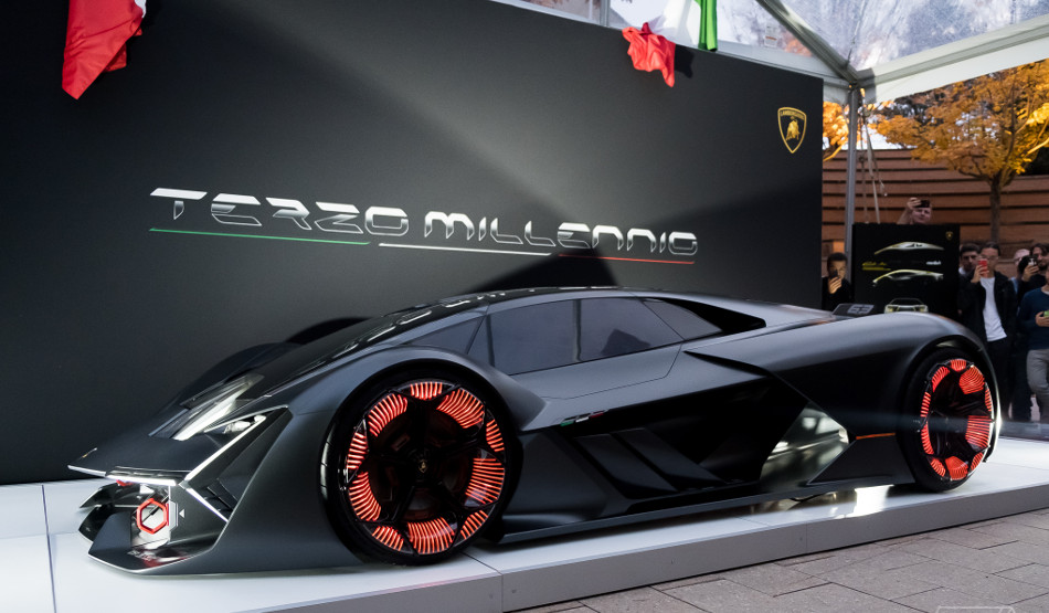 Lamborghini S New Concept Electric Car Is Energy Storage On Wheels