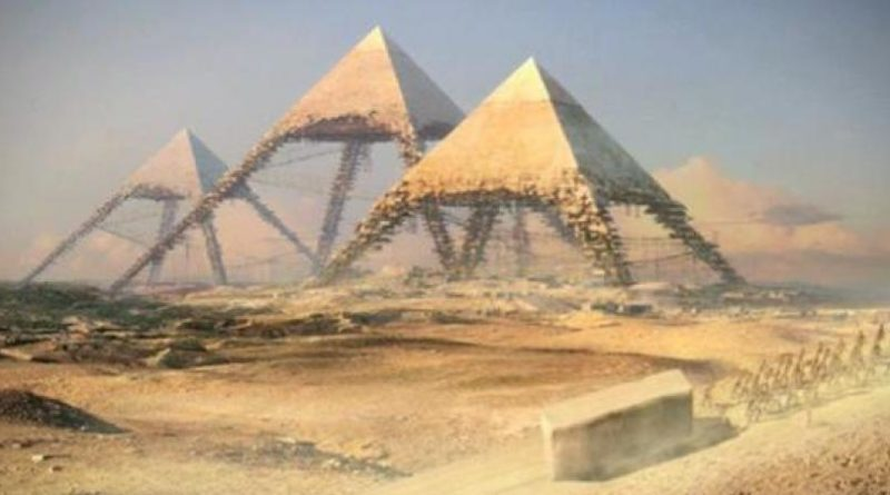 45 Centuries Later…The Hidden Secret of the Great Pyramid Remains a