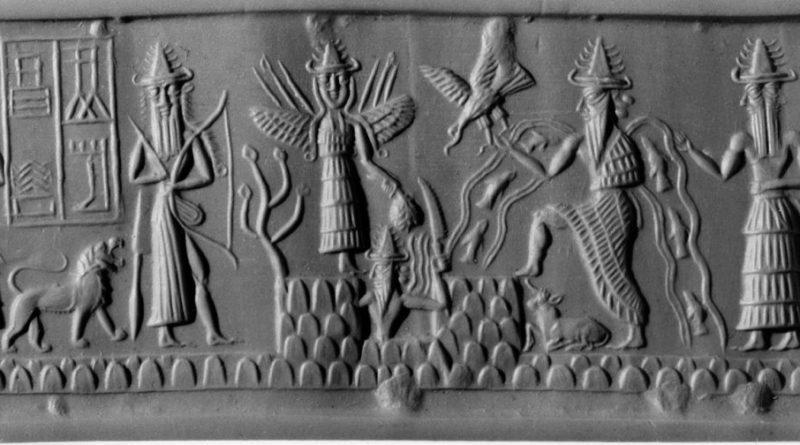 creation stories of egyptian mesopotamia Flood story gods houses kish language language two  mesopotamia map ziggurat  sumerian legend of creation enuma elish tablet i.