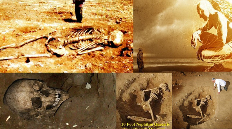 Bloodline of Nephilim Giants Alive on Earth Today [VIDEO ...