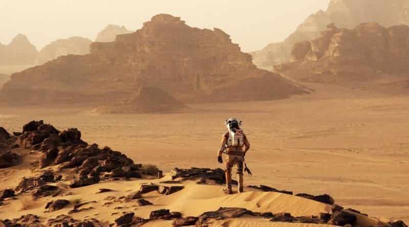 Retired US Marine claims he spent 17 years on MARS protecting five