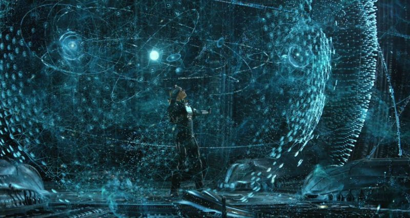 A Quantum Computer Simulation Is The Universe We Live In